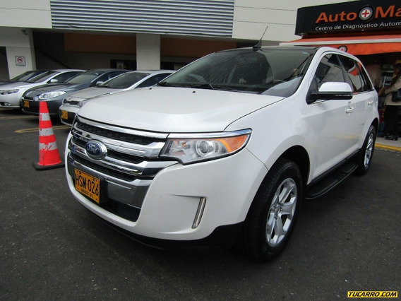 Ford Edge Limited 3.5 At Awd