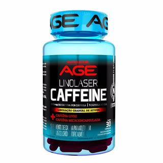 Linolaser Caffeine Age 30 Caps Nutrilatina