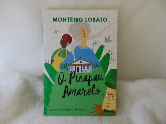 Livro O Picapau Amarelo