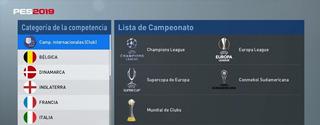 Pes 2019 Parche Champions League+ Copa Del Mundo Ps4 Ps3 Pc