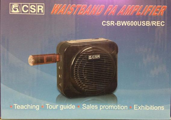 Kit Professor Portátil C Caixa+ Microfone Headset 600(991045