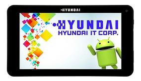 Tablet Hyundai Hdt-7433x 1.2 8gb 7 Preto