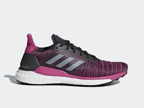 Zapatillas adidas Solar Glide Women Talle 6 Us 4.5 Uk