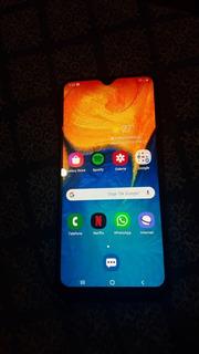 Celular Samsung A 20 32 Gb Preto
