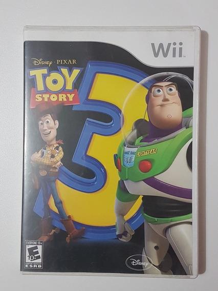 Toy Story 3 Original Para Nintendo Wii