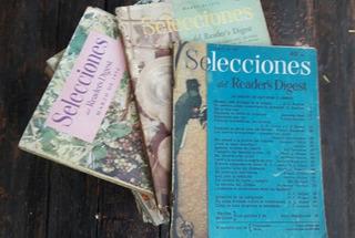 Lote Antiguas Revistas Selecciones Década 40,50 Y 60