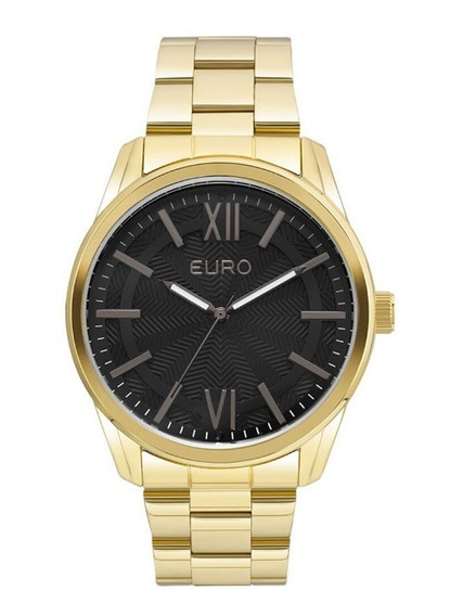 Relógio Euro Dourado Eu2036lyb/4f