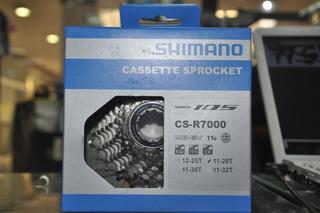 Cassete Cs-r7000 Shimano