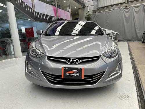 Imagen 1 de 12 de Hyundai Elantra 2015 1.8 Limited Tech At