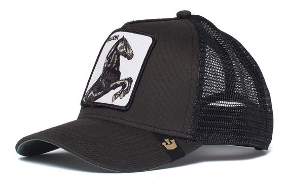 Gorra Goorin Bros Baseball Stallion Animal Farm Trucker