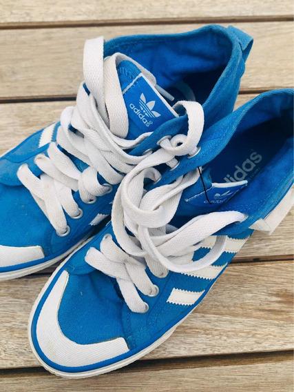 Zapatillas Mujer Botitas adidas Original Impecables Oferta!