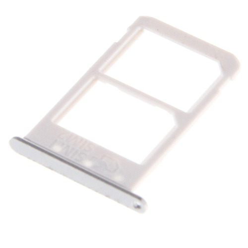 Samsung Galaxy Note 5 Bandeja Dual Sim Porta Chip Plata