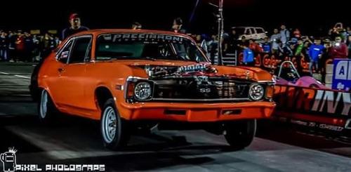 Imagen 1 de 14 de Chevy Coupe De Competición