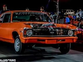 Chevy Coupe Serie 2 Preparada 1/4 Mila