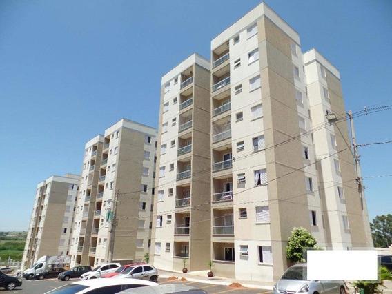 Apartamento Com 2 Dormitórios À Venda, 51 M² - Hortolândia