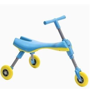 Bicicleta Plegable Para Interiores Y Exteriores Para Niños