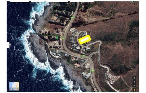 Imagen 1 de 20 de Terreno En Venta Zapallar Vista Mar