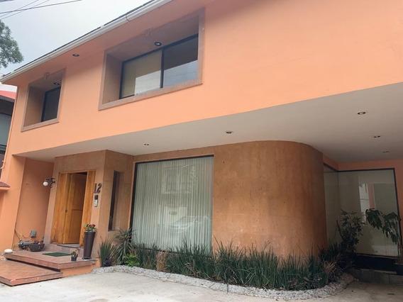 Calacoaya, Atizapán , Casa En Renta