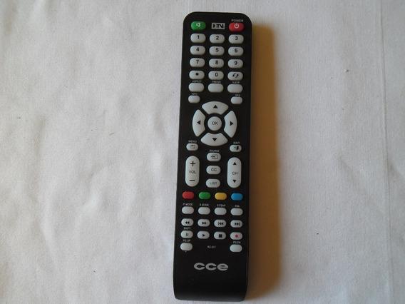 Controle Remoto Tv Cce Mod Rc-517 Lcd Led Stile D4201 Novo