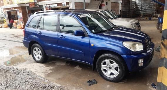 Toyota Rav4 Toyota Rav4 2003 4x2
