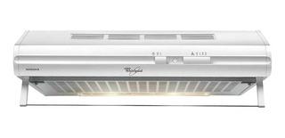 Purificador cocina Whirlpool WAB60 ac. inox. empotrable 60cm x 15cm x 51cm blanco 220V