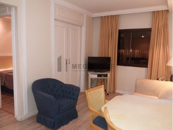 02772 - Flat 1 Dorm, Vila Olímpia - São Paulo/sp - 2772