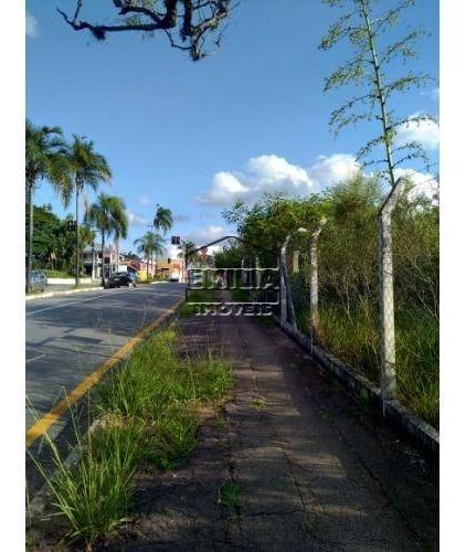 Imagem 1 de 4 de Terreno, Avenida Adherbal - Campo Limpo Paulista/sp