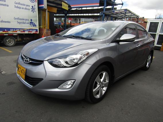 Hyundai Elantra Gls Mt 1800cc Aaa