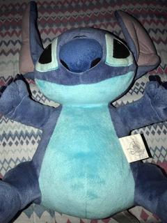 Peluche Stitch Original Nuevo Con Bolsa De Disney.