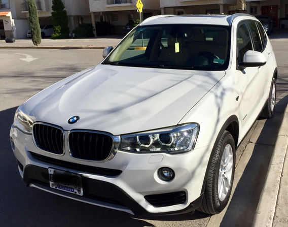 Bmw X3, Sdrive20ia, Hermosa Y Potente Para Gente Distinguida