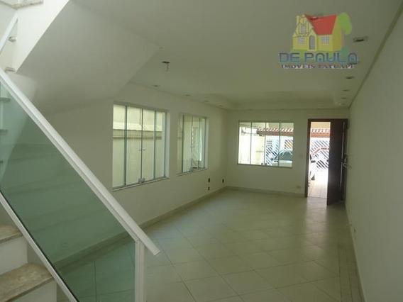 Sobrado Com 3 Dormitórios Para Alugar, 158 M² Por R$ 2.800,00/mês - Tatuapé - São Paulo/sp - So0352