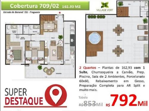 Village Vert - 2, 3 E 4 Quartos - Freguesia - 76