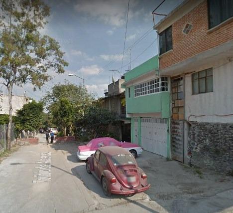 Oportunidad Unica Casa Toribio De Alcaraz Col.miguel Hidalgo