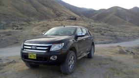 Ford Ranger Xlt Mecánica 2014