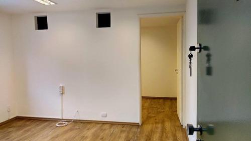 Cj0493 - Conjunto Para Alugar, 42 M² Por R$ 1.500/mês - Moema - São Paulo/sp - Cj0493