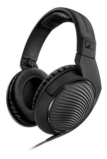 Fone De Ouvido Studio Headphone Sennheiser Hd200 Pro Monitor