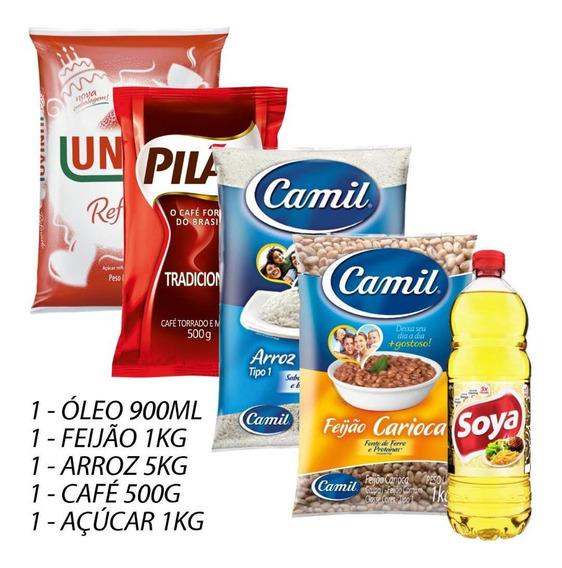 Kit Promocional - Alimentos Básicos