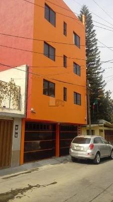 Departamento En Renta En Sn Lorenzo La Cebada, Xochimilco