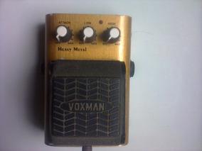 Pedal Hm-20 Voxman (sem Fonte-usado)em Perfeito Estado