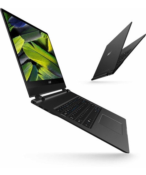 Na Caixa: Notebook Acer Swift 7 Touchscreen + Acessórios