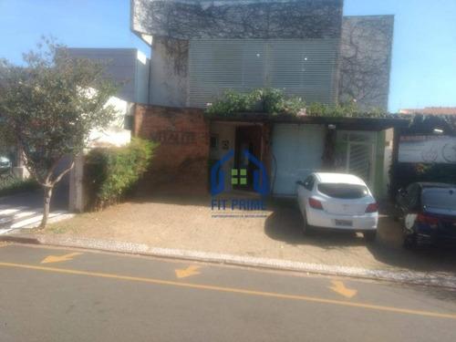 Sala Para Alugar, 130 M² Por R$ 2.500,00/mês - Jardim Panorama - São José Do Rio Preto/sp - Sa0237
