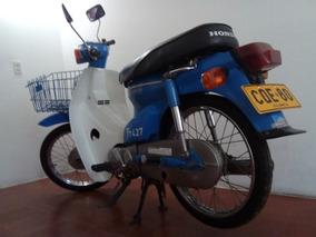 Vencambio Honda C90 Historica Original Transito De Medellin