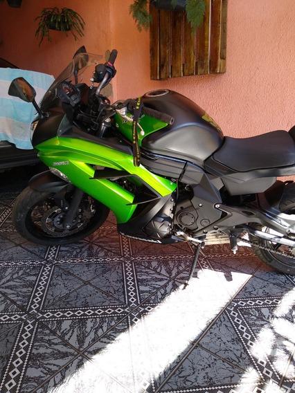 Ninja 650r Abs 2013 16000km