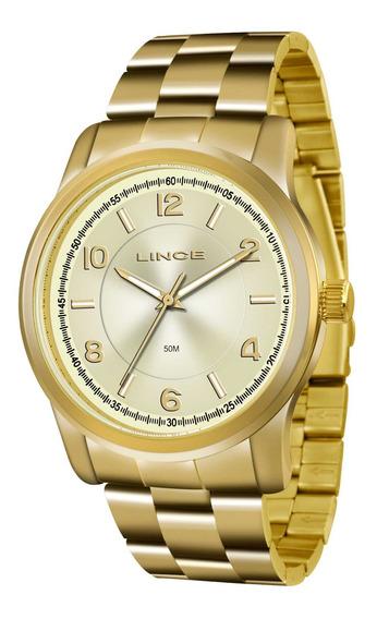 Relógio Lince Lrgj066l C2kx Urban Feminino Cham - Refinado