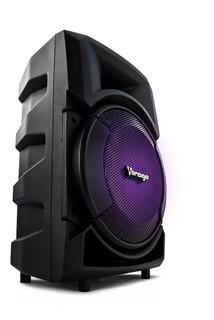 Bafle 8 Pulgadas Vorago Ksp 300 Bluetooth Recargable Mic Kar