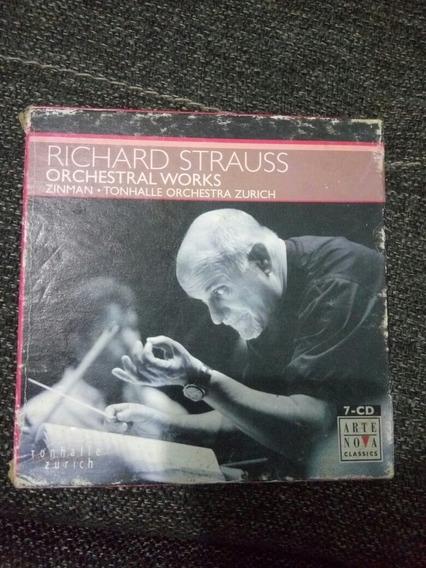Richard Strauss Box Set 7cds