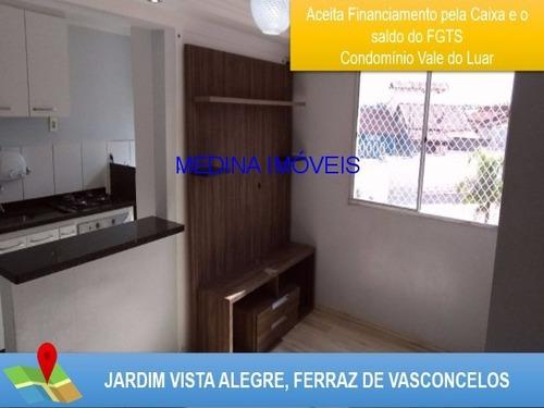 Imagem 1 de 12 de Apartamento Em Ferraz De Vasconcelos - Ap00178 - 32557738