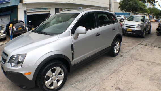 Chevrolet Captiva Sport Ls 2.4 Fwd Automática - Uex755