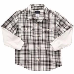 Camisa Carters 18 M - Original