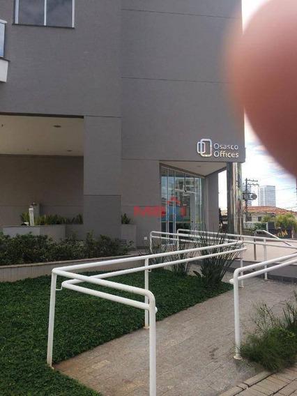 Sala Comercial Para Locação, Centro, Osasco. - Sa0030